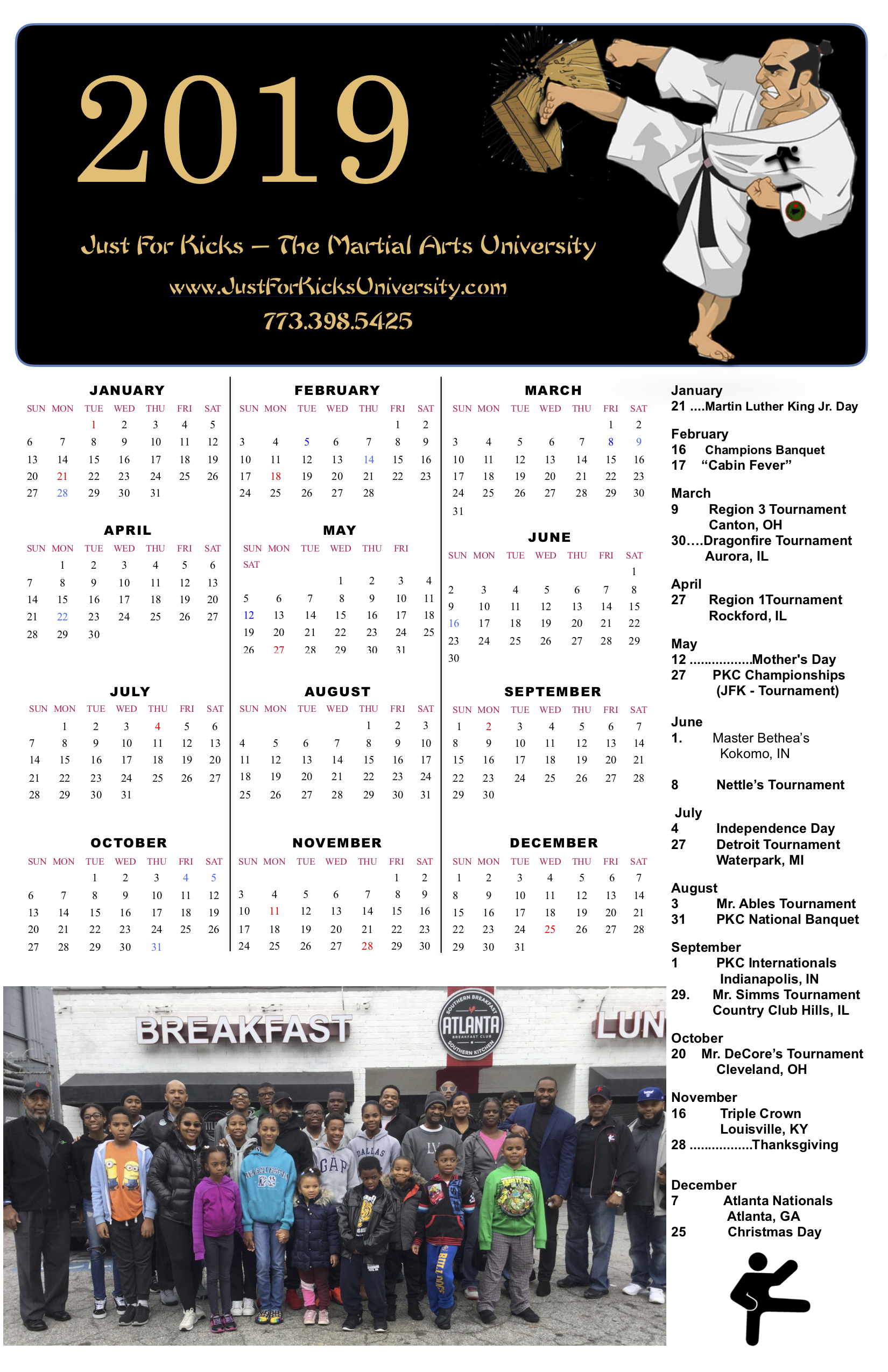 2019_School_Calender - At a Glance